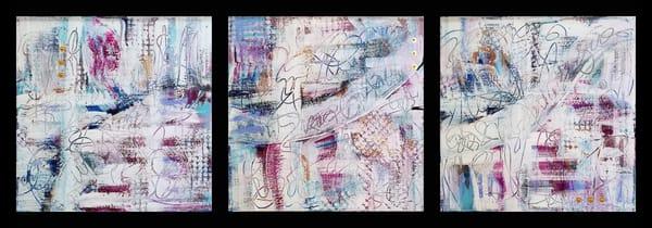 Soul Search 1 3, Set Of Three, Original Artworks Art   Lynne Medsker Art & Photography, LLC