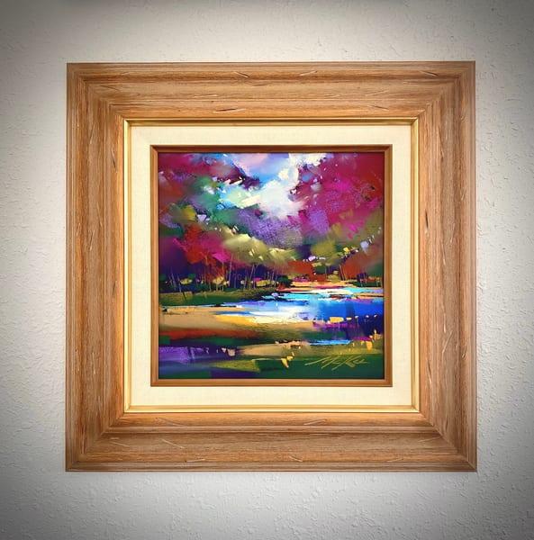 Cobalt Pond Art | Michael Mckee Gallery Inc.