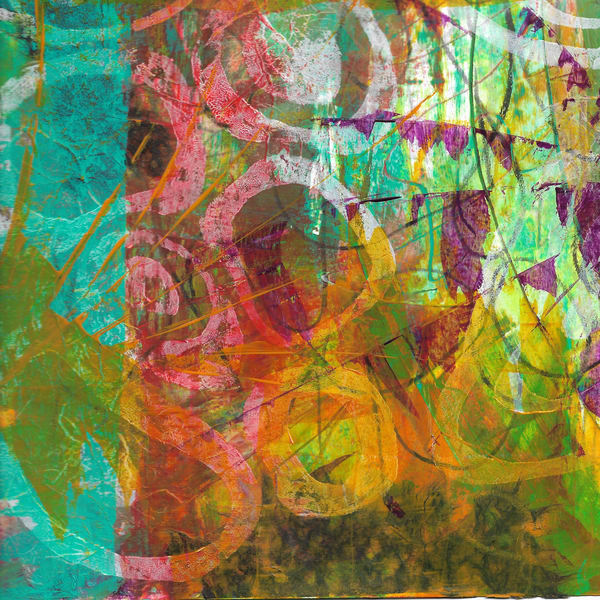 Flicker Of Truth, Original Art Art | Lynne Medsker Art & Photography, LLC