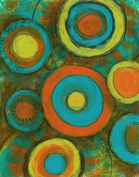 Orb Alliance, Original Art Art | Lynne Medsker Art & Photography, LLC