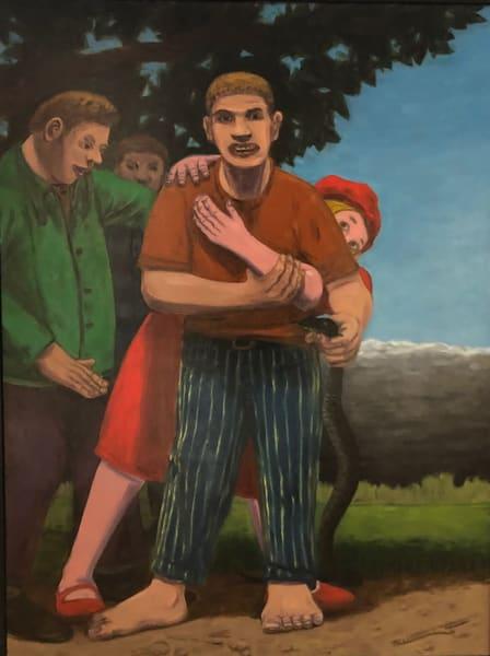 Hug Art | New Orleans Art Center