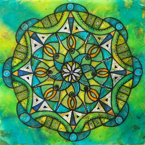 Originals for Sale, Mandala Art