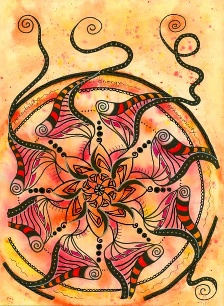 Energy, Original Artwork Art | Lynne Medsker Art & Photography, LLC