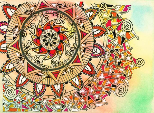 Harmony, Original Artwork Art | Lynne Medsker Art & Photography, LLC