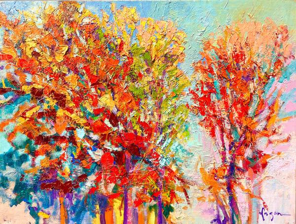Autumn Tapestry | Dorothy Fagan Joy's Garden
