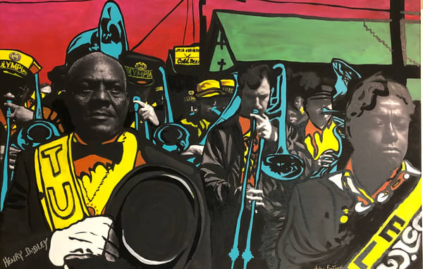 Second Line Art | New Orleans Art Center