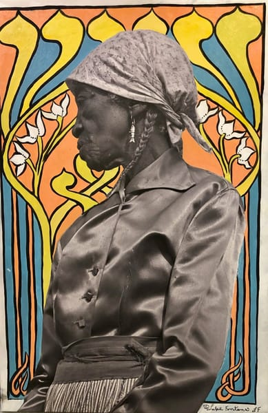 Lady **Reserved** Call For Purchase Inquiry Art | New Orleans Art Center