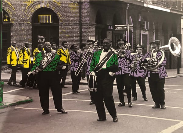 Jazz Funeral Art | New Orleans Art Center