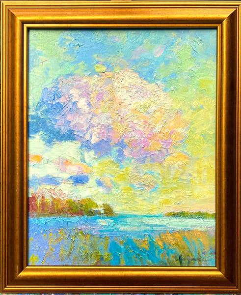Wishing On A Cloud | Dorothy Fagan Joy's Garden