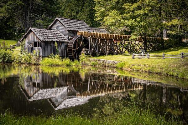 Old Mill  Photography Art   Nelson Rudiak Photography