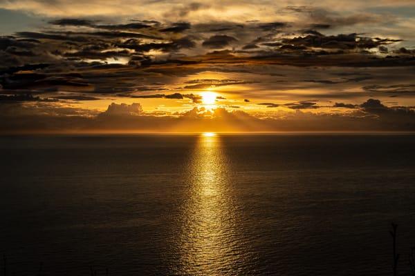 Midnight Sunset Photography Art | Nelson Rudiak Photography