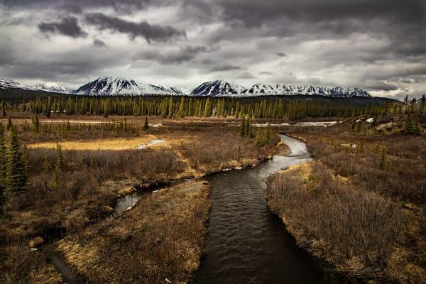 Alaskan Landscape Photography Art | Nelson Rudiak Photography