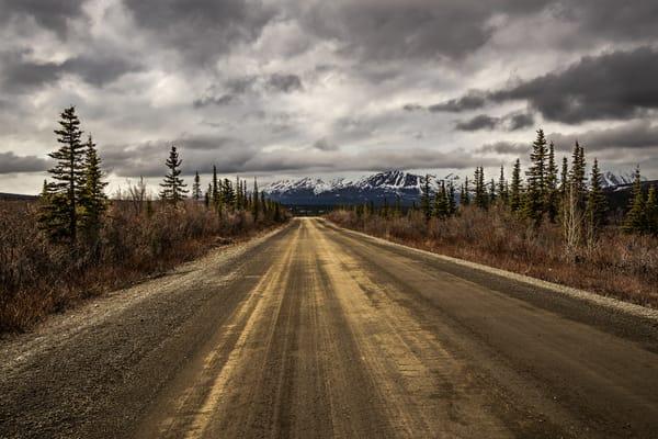 Denali Highway  Photography Art | Nelson Rudiak Photography