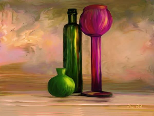 Bottle Art Art | Sharon Beth