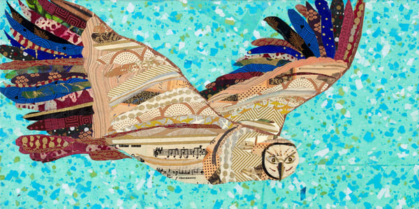 Flying Owl Art | capeanngiclee