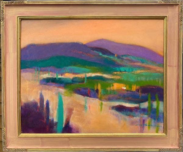 The Fertile Valley | Dorothy Fagan Joy's Garden