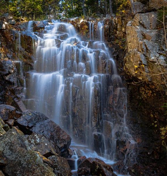 Bridge Falls  Photography Art   Nelson Rudiak Photography
