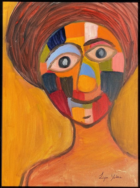 Lady: Original Art | Anonymous Art Studios