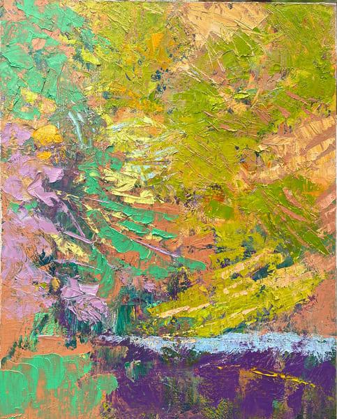 Woodland Garden Art   Dorothy Fagan Joy's Garden