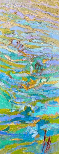 In The Flow | Dorothy Fagan Joy's Garden