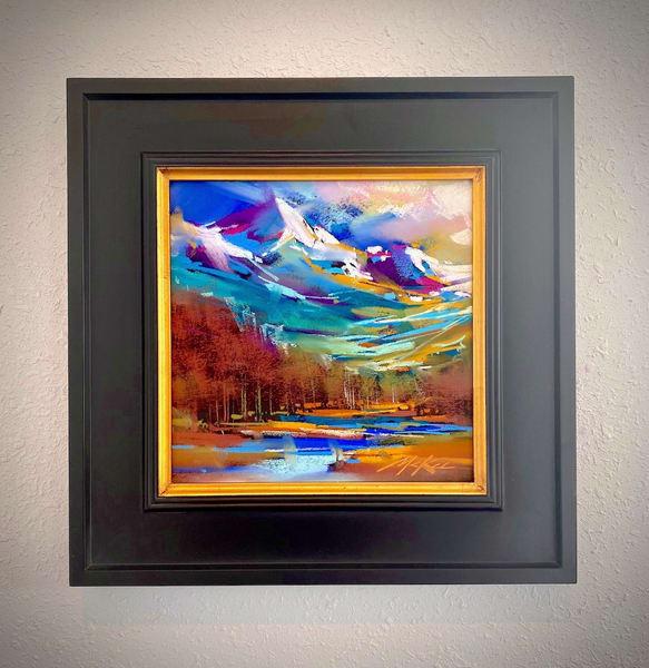 Golden Range Art | Michael Mckee Gallery Inc.