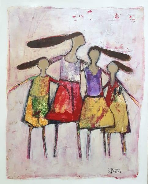Sharon Feldstein Art | Contemporary Abstract and Jewish Art