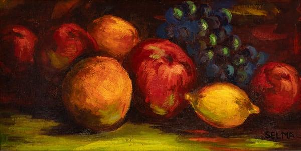 Fruit Art   Goldwoman Fine Art