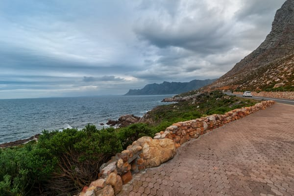 Scenic Drive ,Cape Town Photography Art | Sudha Photography