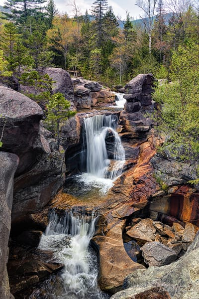 Screw Auger Falls Photography Art | Richard J Snow Photography