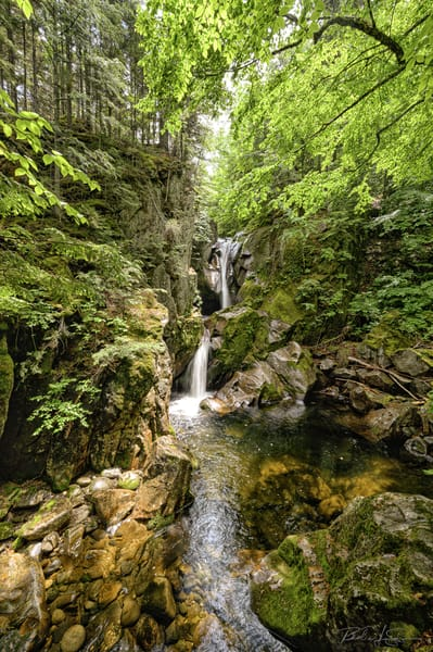 Main Falls At The Cataracts   Wide Shot Photography Art | Richard J Snow Photography