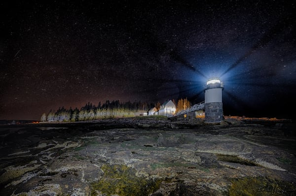 Nightscapes   Marshall Point Photography Art | Richard J Snow Photography
