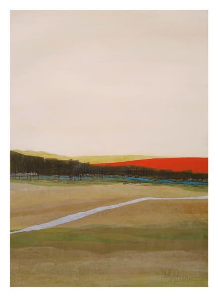 River Path - Original Abstract Painting | Cynthia Coldren Fine Art