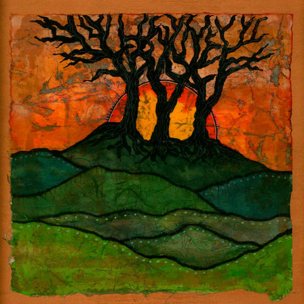 Evening Blaze, Original Artwork Art   Lynne Medsker Art & Photography, LLC
