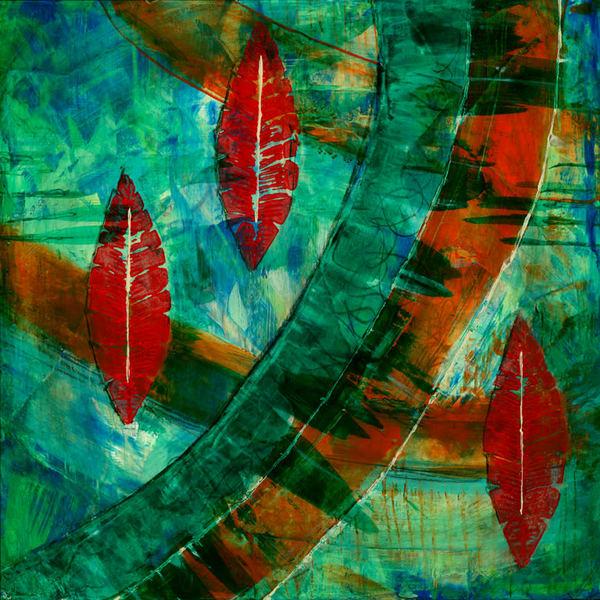 Threefold, Original Artwork Art | Lynne Medsker Art & Photography, LLC