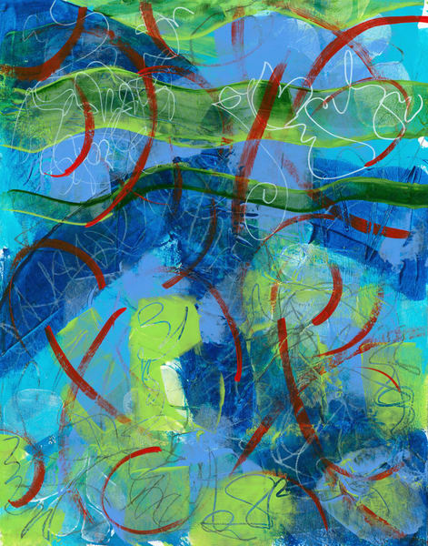 Surge, Original Artwork Art | Lynne Medsker Art & Photography, LLC