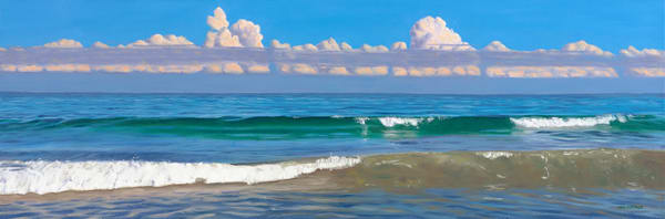 Cape Hedge Summer Art   The Art of David Arsenault