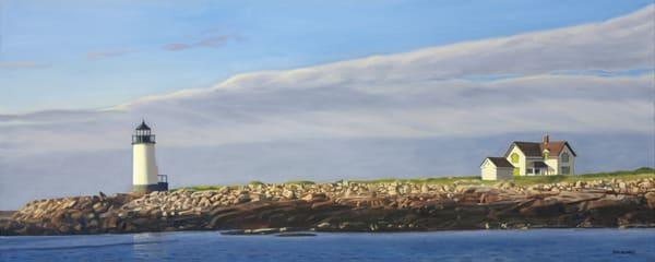 Straitsmouth At 6 A.M. Art | The Art of David Arsenault