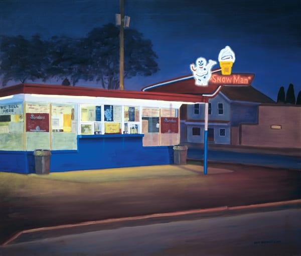 The Last Day Of Summer Art   The Art of David Arsenault