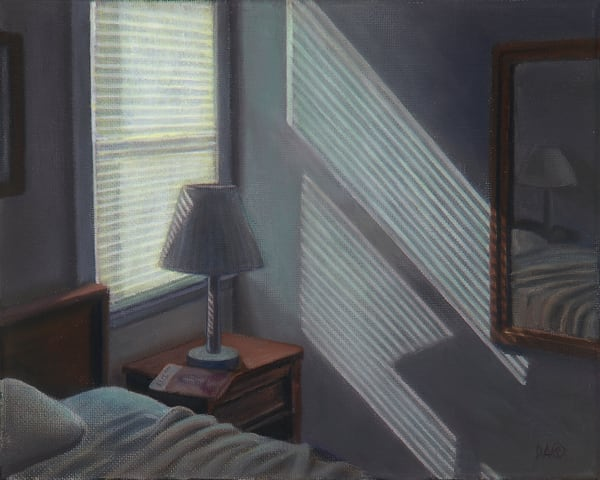 The Blinds Leading The Blinds Art   The Art of David Arsenault