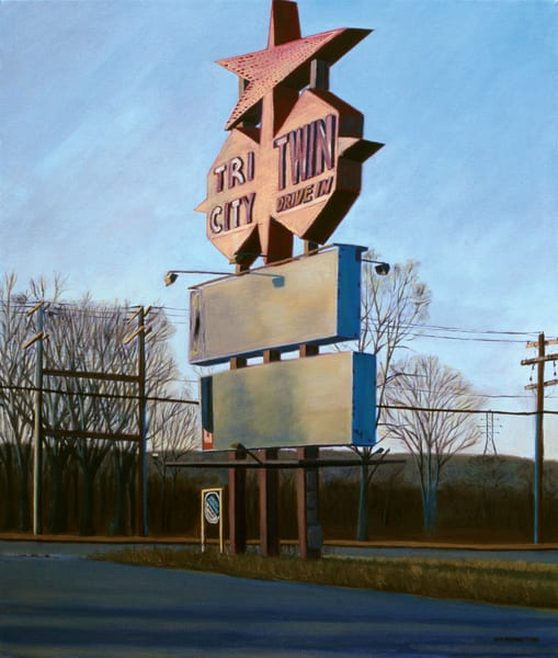 Signs Of The Times Art   The Art of David Arsenault