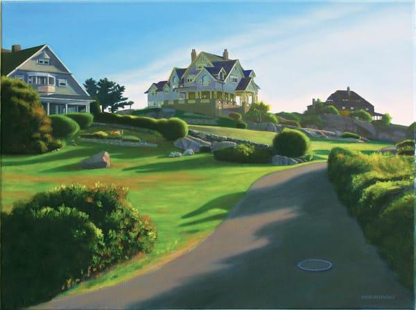 Cape Ann Morning Art   The Art of David Arsenault