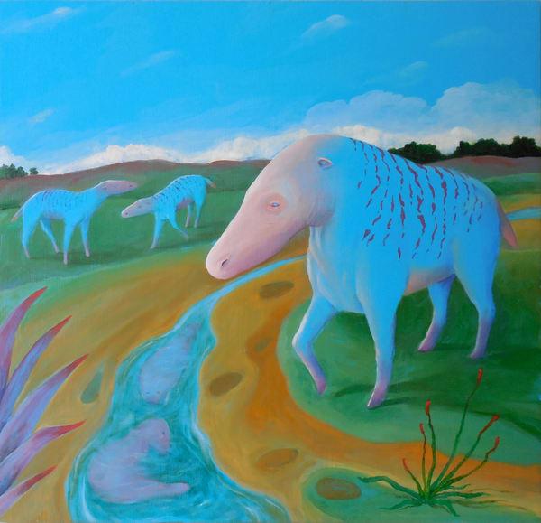 Pinkfaceland Art | Scheihagen Art