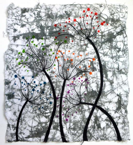 Quintet, Original Artwork Art   Lynne Medsker Art & Photography, LLC