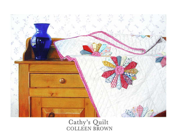 Cathy's Quilt Art | Colleen Brown Studio
