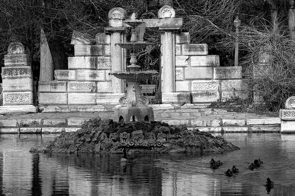 The Ruins at Tower Grove Park