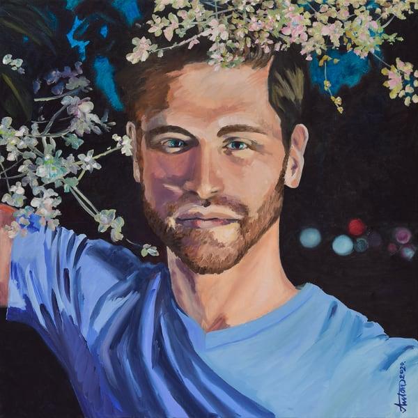 """Poetry"" by artist, Anton Uhl"
