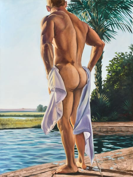 """""""Refreshed"""" by artist, Anton Uhl"""