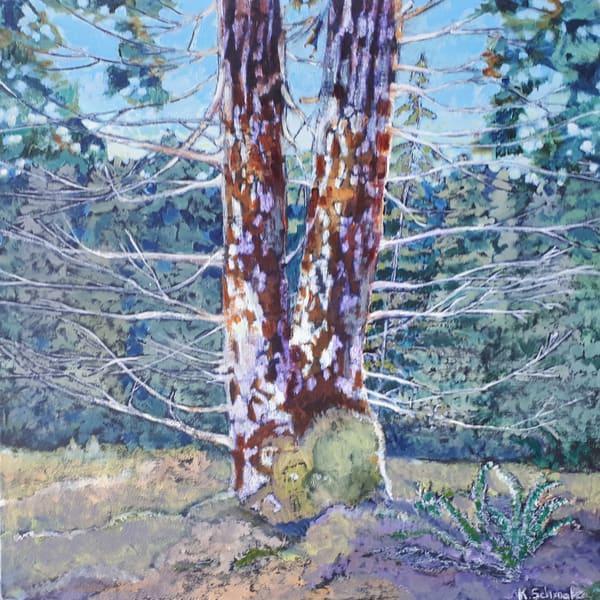 Forest Tangle #3 Art | kathleenschmalzartist