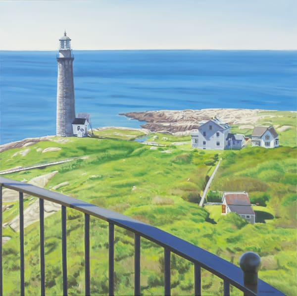 Thacher Island North To South Art   The Art of David Arsenault