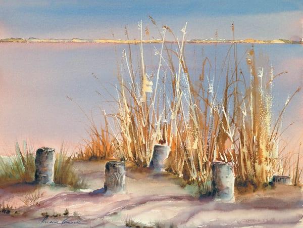 Sunset Water Art | East End Arts